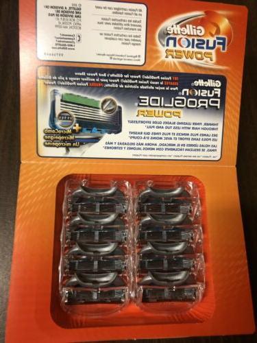 Gillette Fusion Blades -