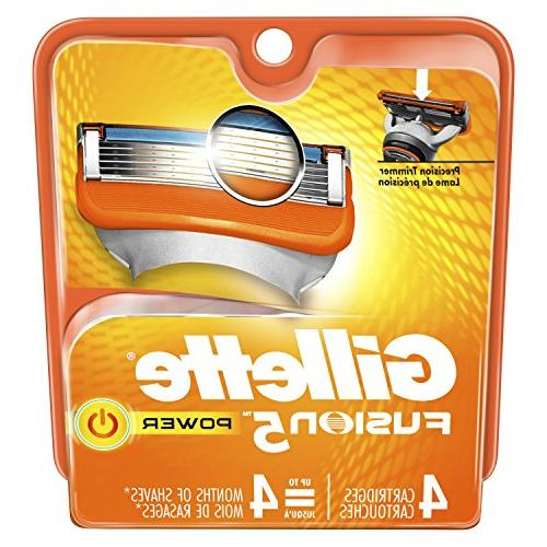 Gillette Power -