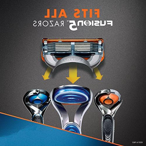 Gillette Fusion Power Blades - 4