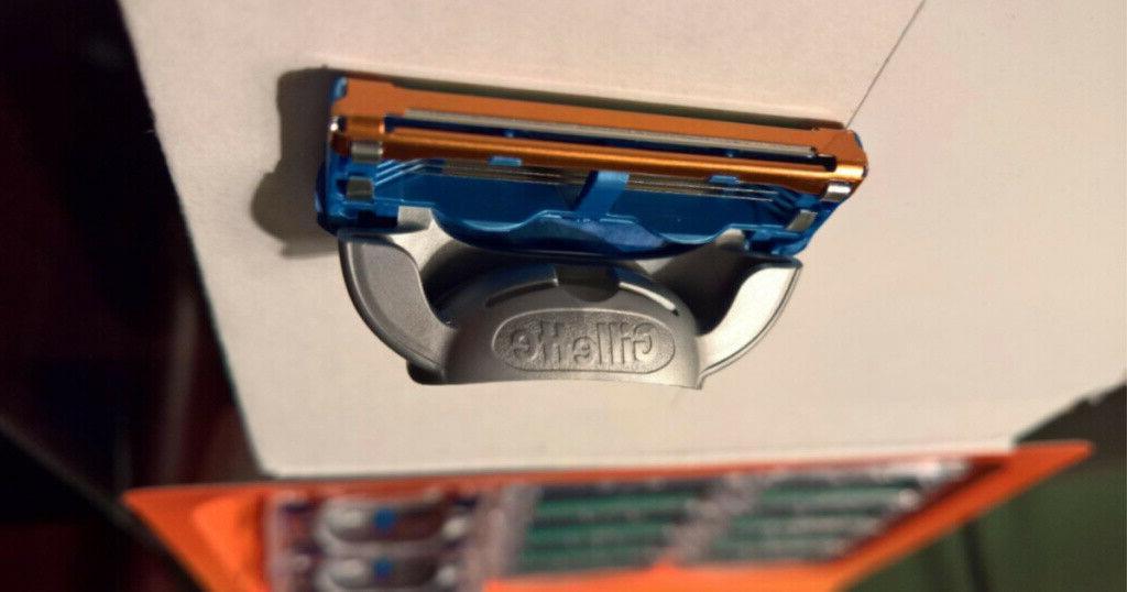 Gillette Men's Razors/Blades -12 Count