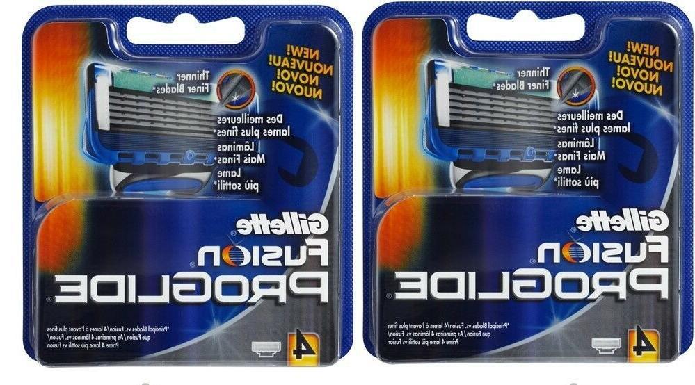fusion proglide manual razor blade
