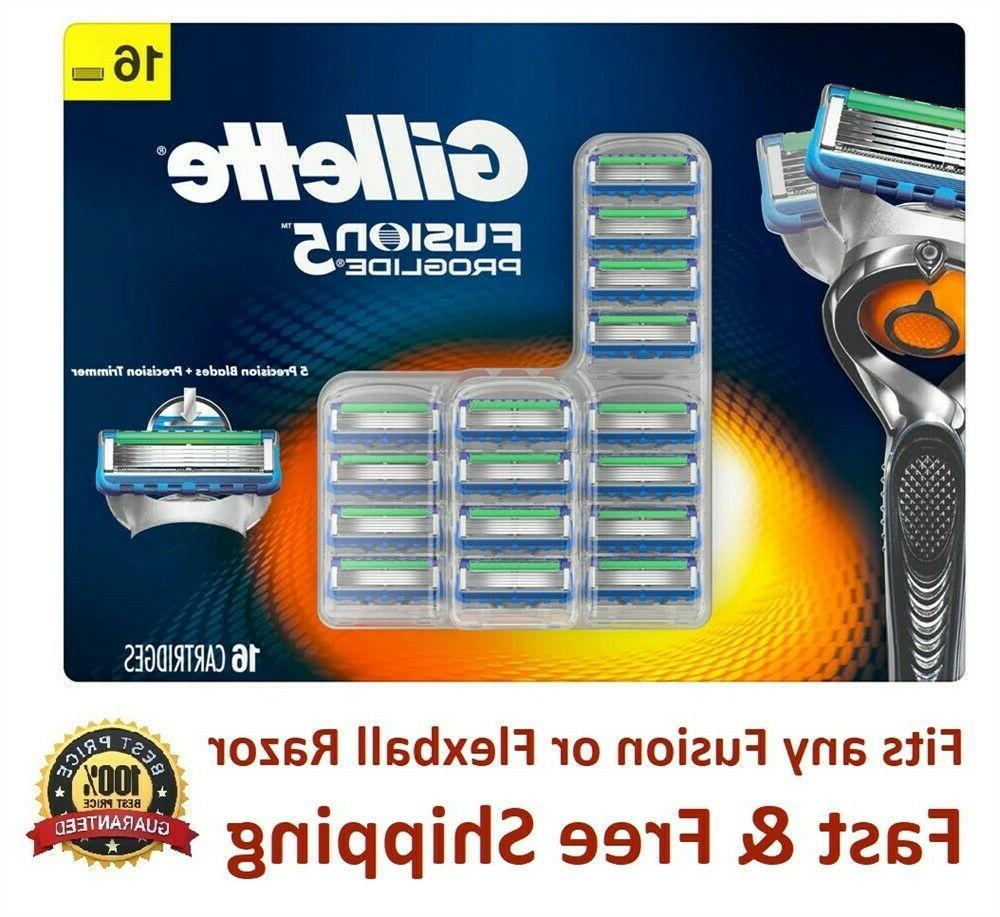 fusion proglide power blades 16