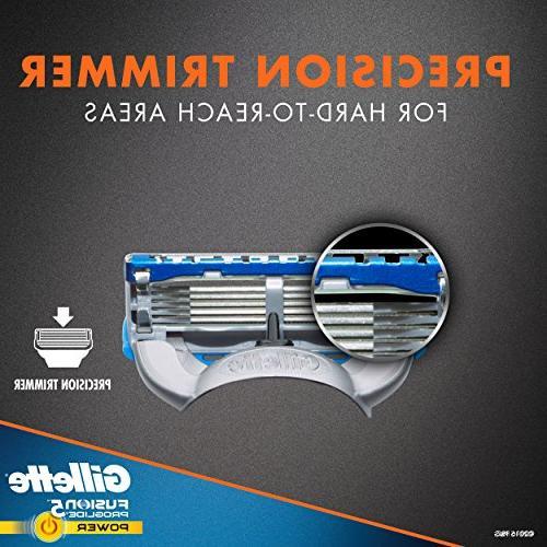 Gillette Fusion5 ProGlide Razor 8 Refills