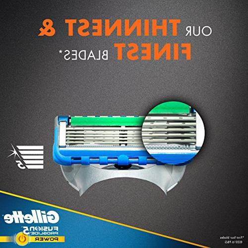 Gillette Razor Blades, Refills
