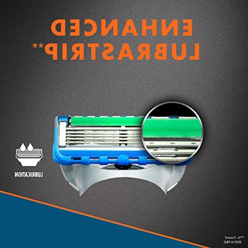 Gillette Fusion5 ProGlide Razor Refills, 12 Count, Mens Fusion