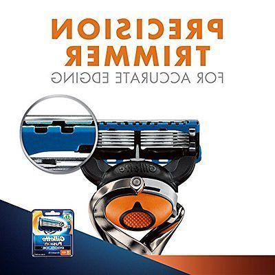Gillette Fusion Proglide Razor Ct.