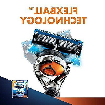Gillette Fusion Proglide Refill Ct.