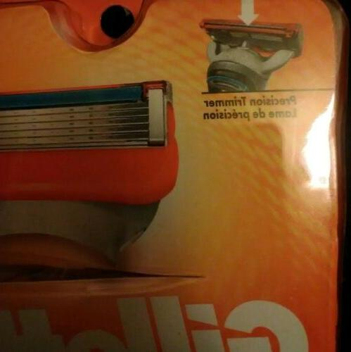 Gillette Fusion5 Power Blades - with 4 in