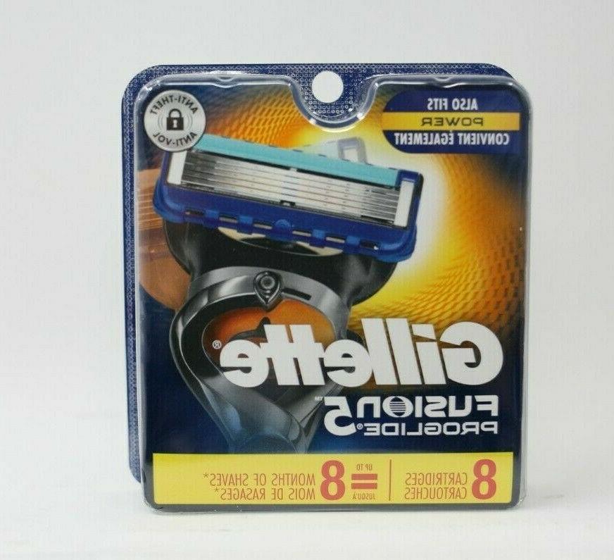 fusion5 proglide 90903227 razor blade refills new