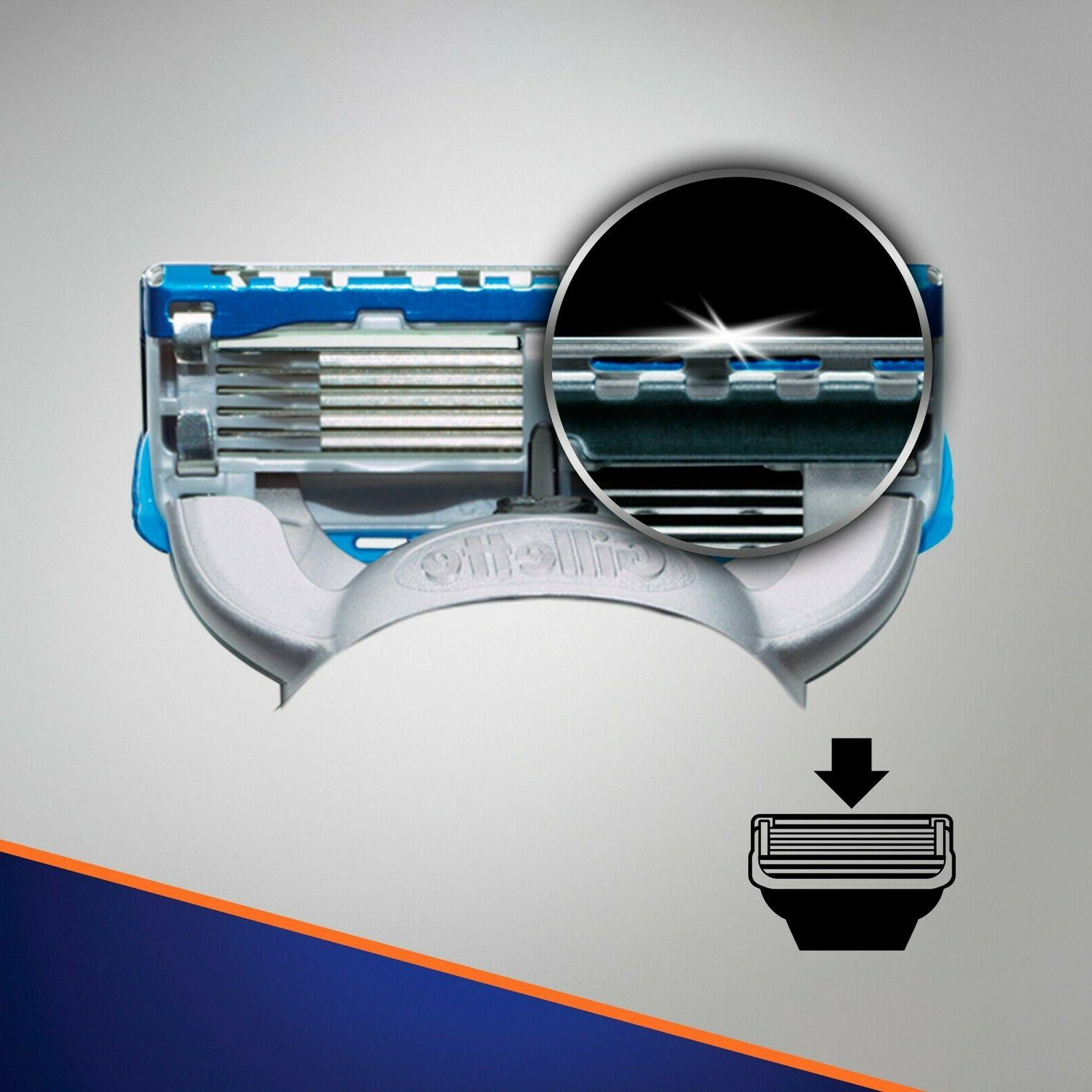 Gillette Fusion5 Razor Blades, Blade Refills