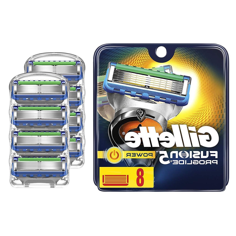 Gillette Fusion5 ProGlide Razor Blade Refills-Packaging