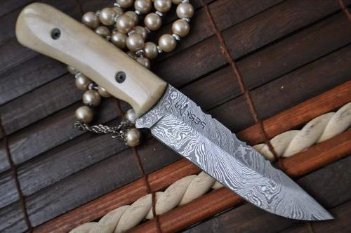 Handcrafted - Full Tang Bushcraft -