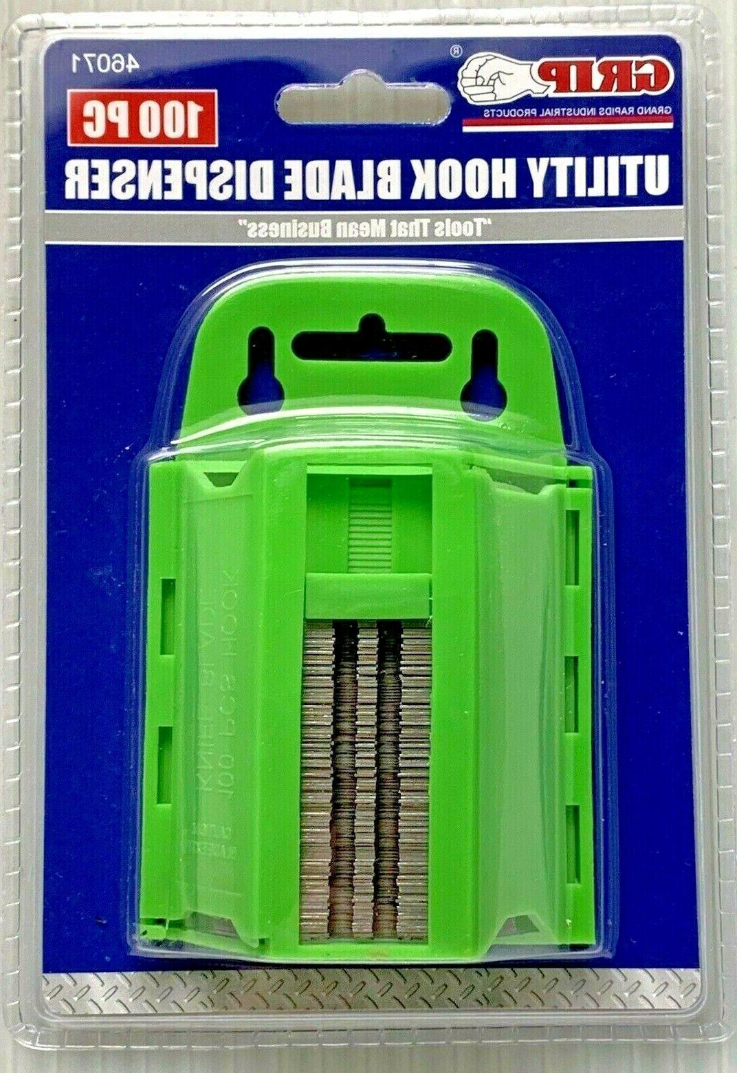 hook utility razor blades roofing