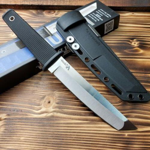 kobun tanto tactical boot neck knife aus8a
