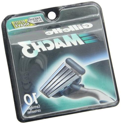 Gillette Blades, Blade