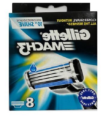 mach3 refill cartridge razor blades for mach