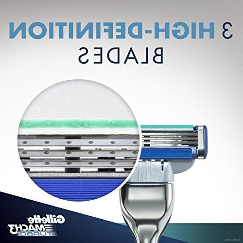 Gillette MACH3 8