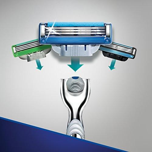 Gillette Razor Handle Blade