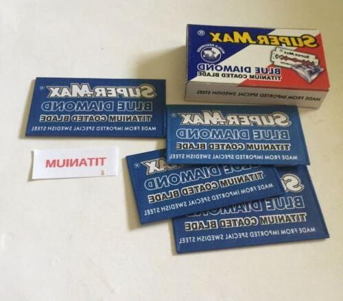 new titanium razor blades newest claimed to