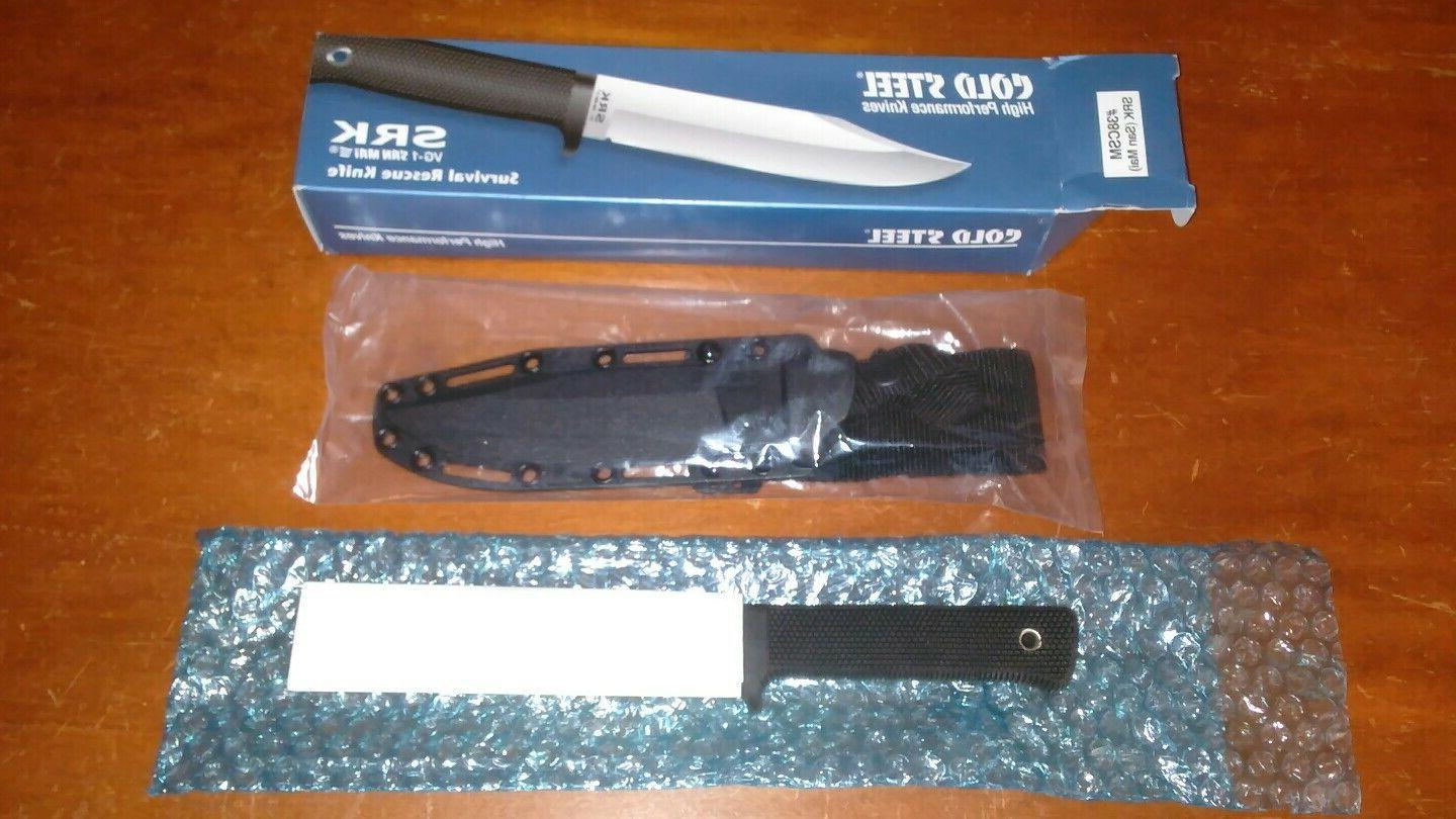 NOS Cold Steel MAI SRK Fixed Survival NEW