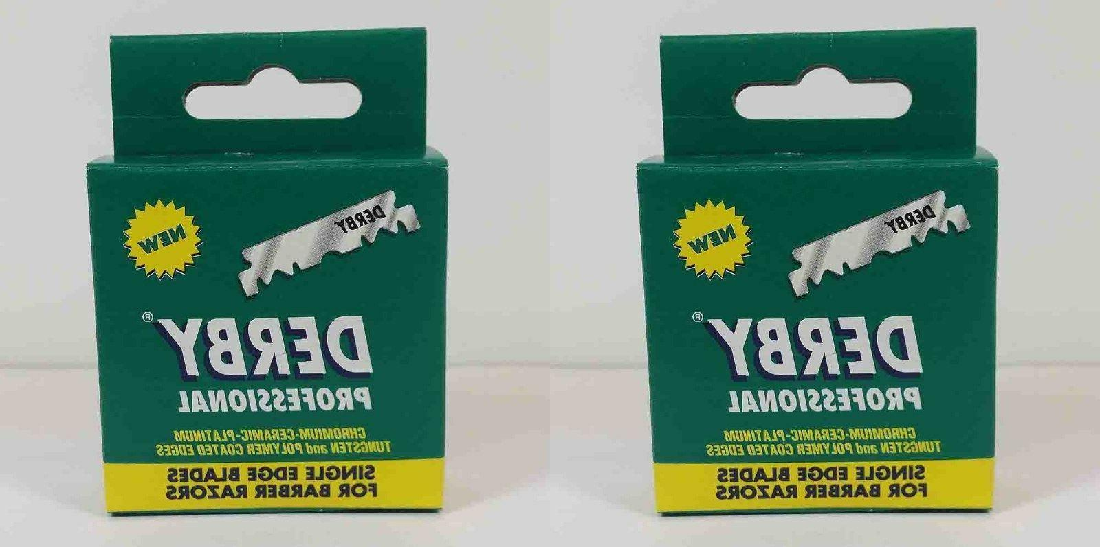professional single edge barbor razor blades 200pcs