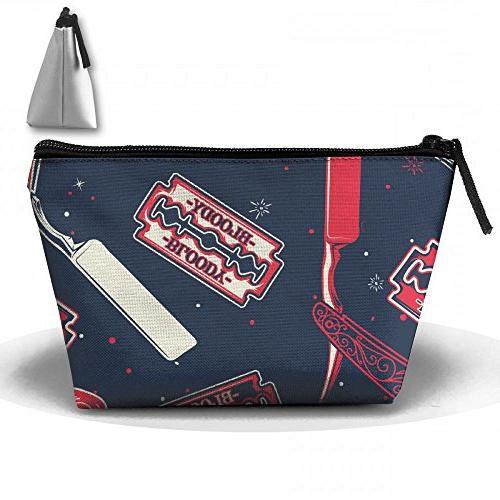 razor blade barber bags portable