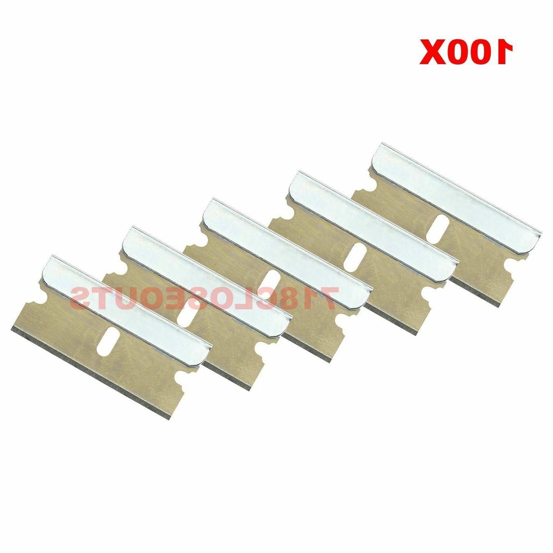 razor blades single edge extra