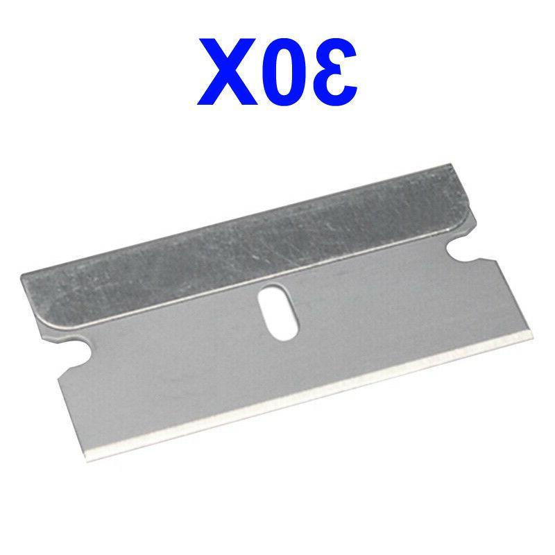 razor blades single edge extra sharp heat