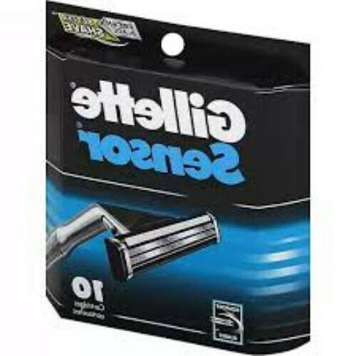Gillette Sensor Razor Refills
