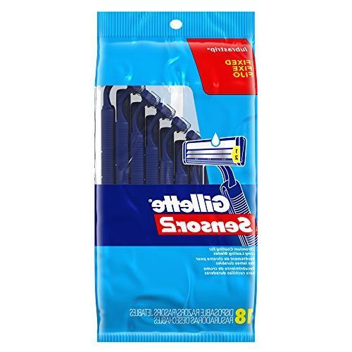 sensor2 disposable razors