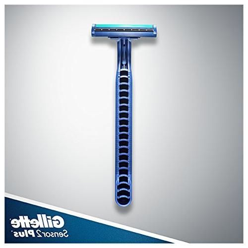 Gillette Sensor2 Men's Disposable Pivot, count Mens Razor Blades