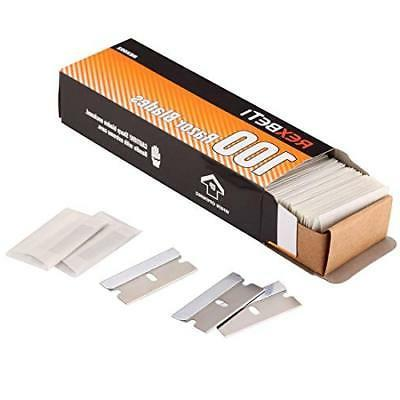 Single Blades by REXBETI, Box of 100