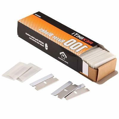 single edge industrial razor blades