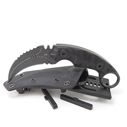 MASALONG Survival Tactical Edged Blade Knife