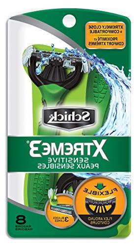 Schick Xtreme3 Disposable Ct