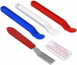 Scotty Peelers Label & Sticker Remover - 3 Plastic Red, Whit