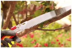 Geelife Landscaping Hand Pruning Saw Rugged Razor Blade with