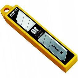Tajima Tool LCB-65B 10-Piece Extra Heavy-Duty Knife Blade Sn