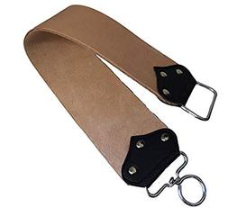 "GBS 3"" X 21.5"" Leather Barber Strop, Straight Razor Shaving"