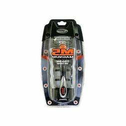 M5 Magnum 5 razor Blades with Trimmer, 4 Catridges + Razor +