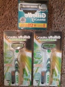 Gillette Mach3 Power Men's Razor and 1 Razor Blade Refill
