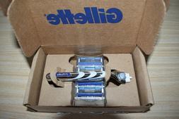 Gillette Mach3 Turbo Men's Razor Handle + 4 Blade Refills