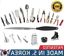 Magic Knife & Tools Sharpener is a Small Pocket Diamond Shar