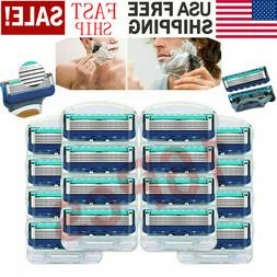 NEW 16Pcs For Fusion ProGlide Power Replacement Razor Blades