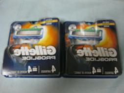 New! Gillette Fusion 5 Proglide Razor Refill Blades 8  Cartr