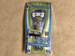 Dorco Pace 6 Plus - Six Blade + Trimmer Razor System -