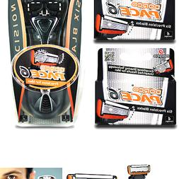 Dorco Pace 6- Six Blade Razor Blade System - Value Pack  …