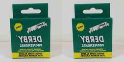 professional single edge barbor razor blades 200pcs
