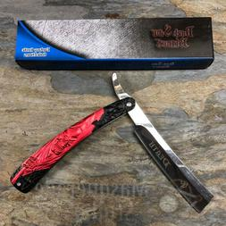 Dark Side Blades Razor Blade Knife Manual Folding Grim Reape