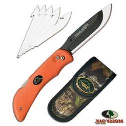 Outdoor Edge Razor-Blaze Replaceable Blade Folding Knife 6 B